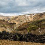 Bei Landmannalaugar, Iceland